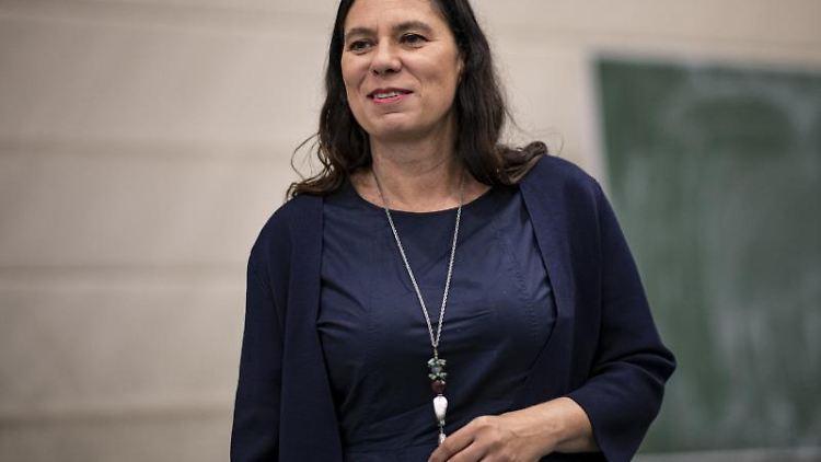 Sandra Scheeres (SPD). Foto: Fabian Sommer/dpa/Archivbild