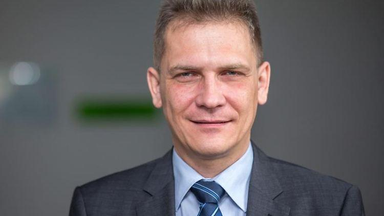 Roul Rommeiß, stellvertretender Vorsitzender der Kassenzahnärztlichen Vereinigung Thüringen. Foto: Michael Reichel/dpa-Zentralbild/dpa