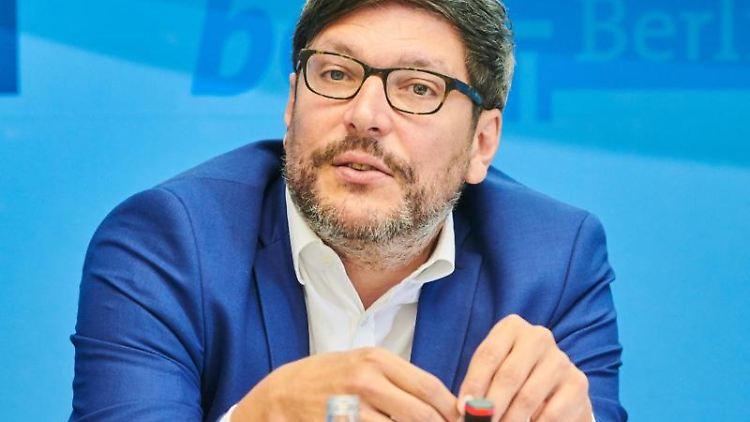 Dirk Behrendt, der Justizsenator in Berlin. Foto: Annette Riedl/dpa/Archivbild