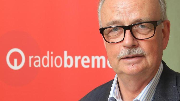 Klaus Sondergeld. Foto: Frank Thomas Koch/Radio Bremen/dpa/Archivbild