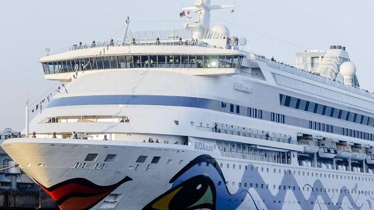 Das Kreufahrtschiff