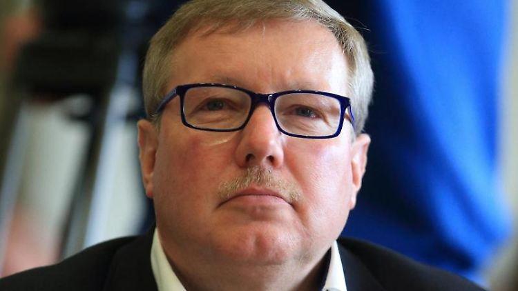 Andreas Steppuhn (SPD), Vorsitzernder des Untersuchungsausschusses. Foto: Jens Wolf/dpa-Zentralbild/dpa/Archivbild