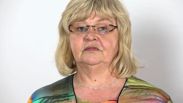 Die Landesverfassungsrichterin und Linken-Politikerin Barbara Borchardt. Foto: Jens Büttner/dpa-Zentralbild/dpa/Archivbild