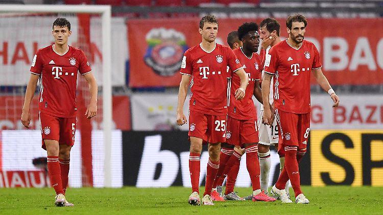 Fc Bayern Spieltag