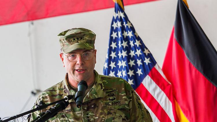 Ex-General Hodges war bis 2017 Oberkommandierender der US-Landstreitkräfte für das Gebiet von Europa.