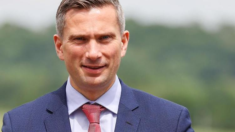 Martin Dulig (SPD), Wirtschaftsminister von Sachsen. Foto: Jan Woitas/dpa-Zentralbild/ZB/Archivbild