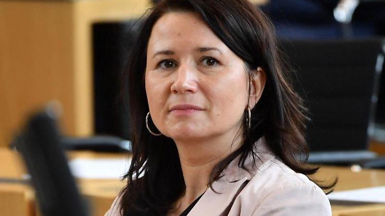 Anja Siegesmund (Bündnis 90/Die Grünen), Umweltministerin von Thüringen. Foto: Martin Schutt/dpa-Zentralbild/dpa/Archivbild