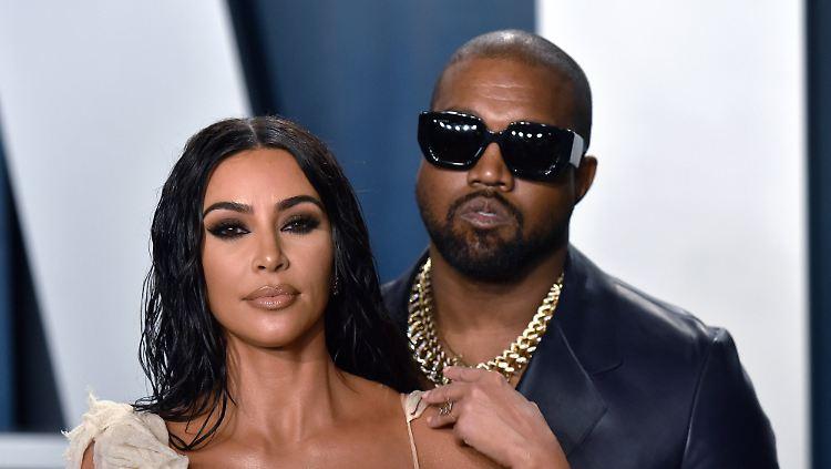 Nach Seinem Wahlkampf Auftakt Kim Kardashian Ist Sauer Auf Kanye West N Tv De