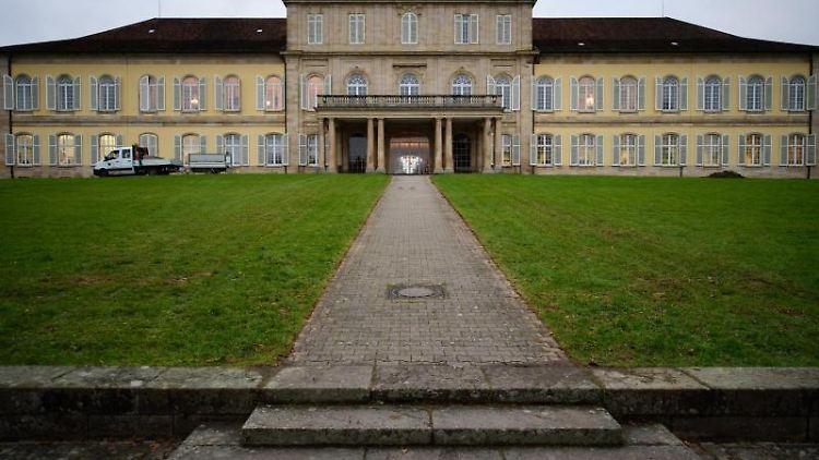 Schloss Hohenheim in Stuttgart. Foto: Sina Schuldt/dpa/Archivbild