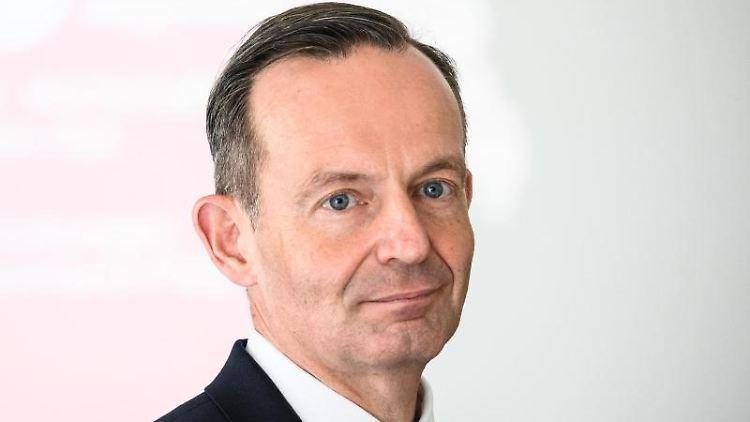 Volker Wissing (FDP), rheinland-pfälzischer Wirtschaftsminister. Foto: Andreas Arnold/dpa/Archivbild