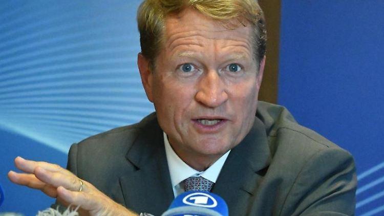 BR-Intendant Ulrich Wilhelm. Foto: Bernd Settnik/zb/dpa/Archivbild