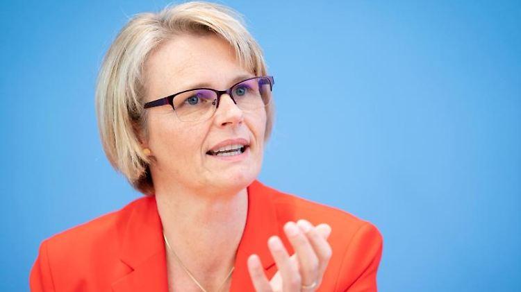 Anja Karliczek (CDU). Foto: Kay Nietfeld/dpa