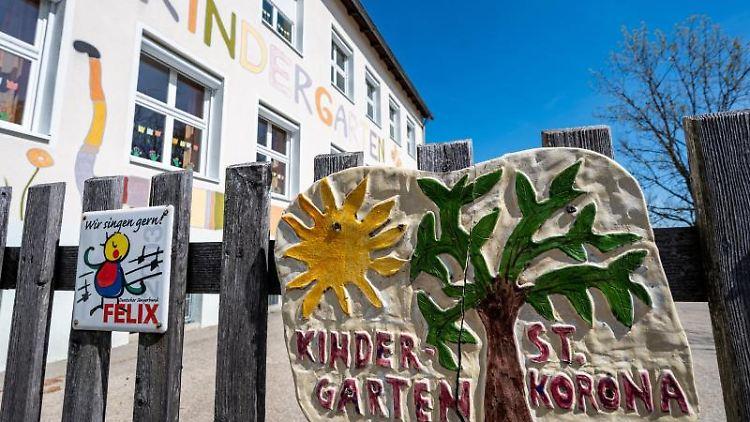 Corona Deutschland Kindergarten