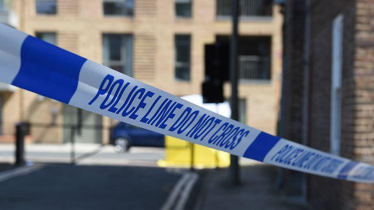 Der stellvertretende Londoner Polizeipräsident House nennt die Videoaufnahmen