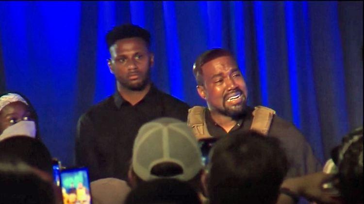 West Kanye Nachrichten Und Informationen N Tv De