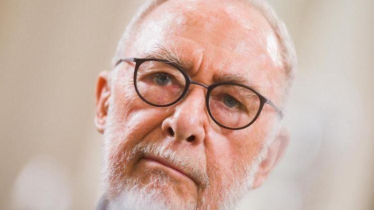 Der Künstler Gerhard Richter. Foto: Rolf Vennenbernd/dpa/Archivbild