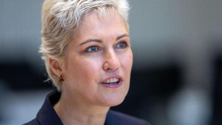 Mecklenburg-Vorpommerns Ministerpräsidentin Manuela Schwesig (SPD). Foto: Jens Büttner/dpa-Zentralbild/dpa/Archivbild