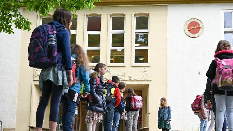 Schulöffnung Brandenburg