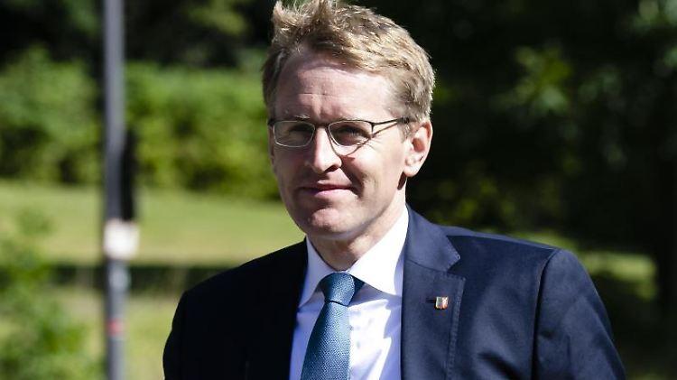 Daniel Günther, der Ministerpräsident von Schleswig-Holstein. Foto: Frank Molter/dpa/Archivbild