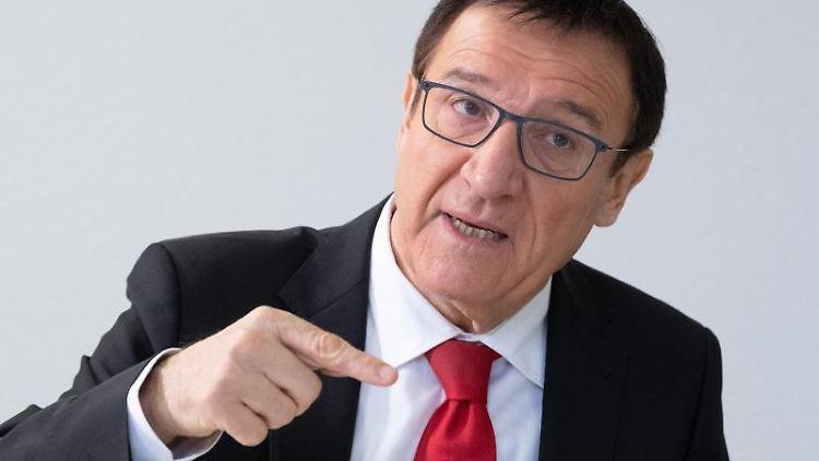Wolfgang Reinhart, Vorsitzender der CDU-Fraktion von Baden-Württemberg. Foto: Bernd Weißbrod/dpa/Archivbild