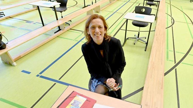 Karin Prien (CDU), Bildungsministerin von Schleswig-Holstein. Foto: Carsten Rehder/dpa/Archiv