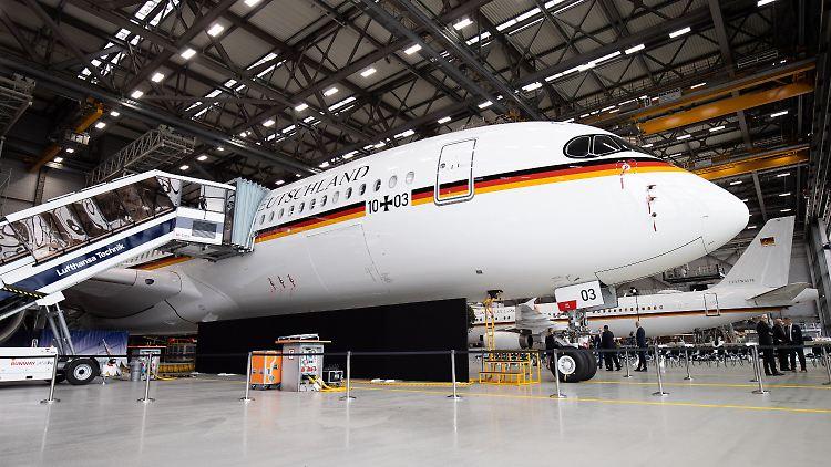 Regierungsflieger Deutschland