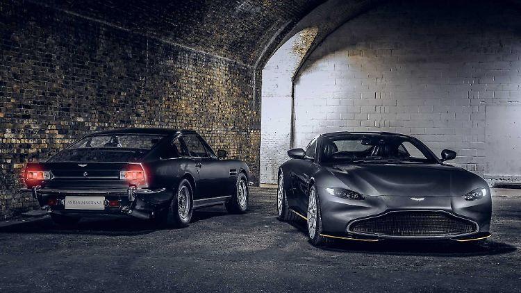 007 Sonderedition Aston Martin Für James Bond Fans N Tv De