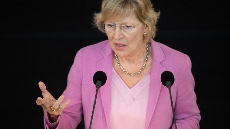 Dorothee Stapelfeldt (SPD), Senatorin für Stadtentwicklung von Hamburg. Foto: Daniel Reinhardt/dpa