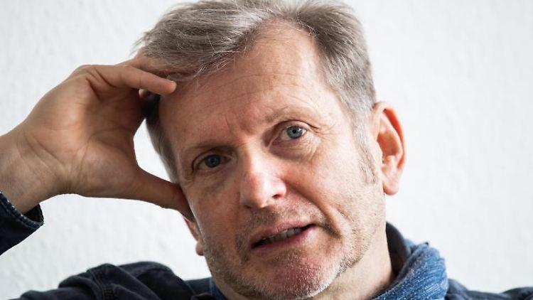 Der Mainzer Sozialmediziner Gerhard Trabert. Foto: Andreas Arnold/dpa/Archivbild
