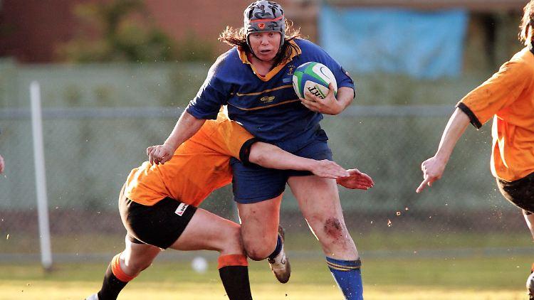 Caroline Layd spielte als Transfrau für den Rugby Club Sydney.