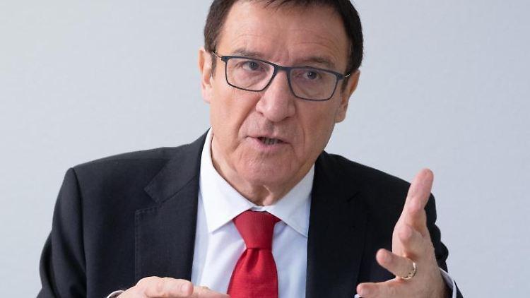Wolfgang Reinhart, Vorsitzender der CDU-Fraktion von Baden-Württemberg. Foto: Bernd Weißbrod/dpa/Archiv