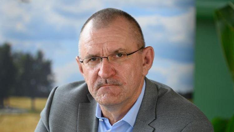 Henrik Wendorff, Präsident des Landesbauernverbandes Brandenburg e.V. Foto: Soeren Stache/dpa-Zentralbild/ZB/Archivbild