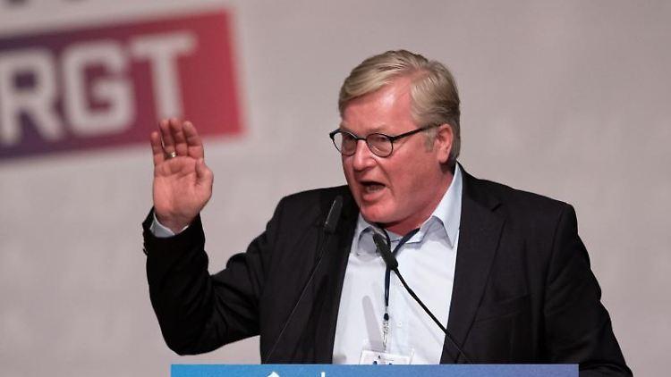 Bernd Althusmann, Niedersachsens Wirtschaftsminister (CDU). Foto: Peter Steffen/dpa/Aktuell