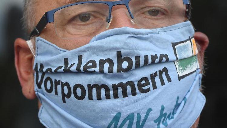 Harry Glawe (CDU), der Wirtschafts- Tourismus- und Gesundheitsminister von Mecklenburg-Vorpommern. Foto: Stefan Sauer/dpa-Zentralbild/dpa/Archivbild