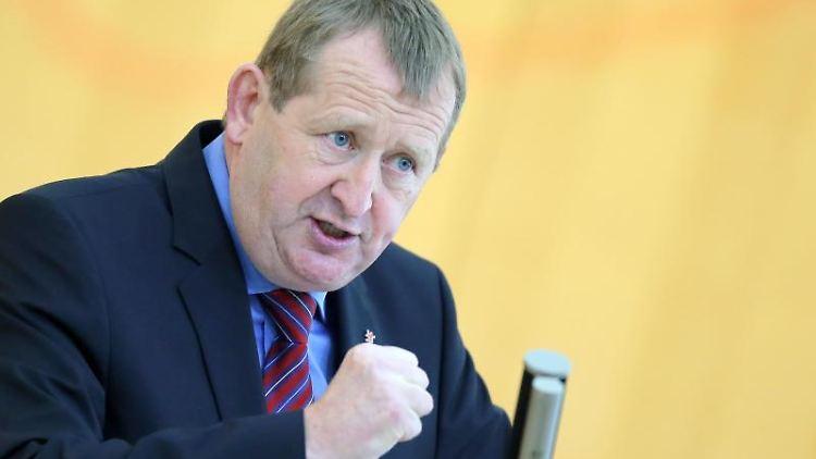 Die hessische Abgeordnete Günter Rudolph (SPD). Foto: picture alliance / dpa/Archivbild