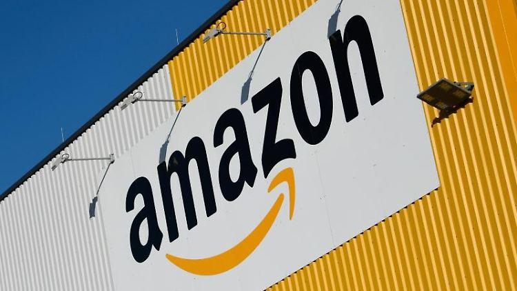 Das Logo des Online-Händlers Amazon.jpg
