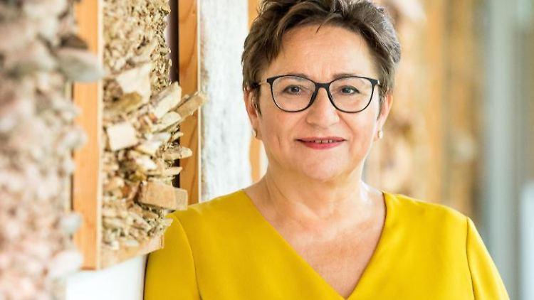 Prof. Dr. Ingrid Kögel-Knabner. Foto: Astrid Eckert/Deutsche Bundesstiftung Umwelt (DBU)/dpa/Archivbild