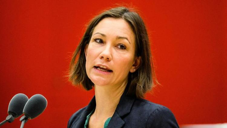 Anne Spiegel, die Familien- und Integrationsministerin von Rheinland-Pfalz. Foto: Andreas Arnold/dpa/Archivbild