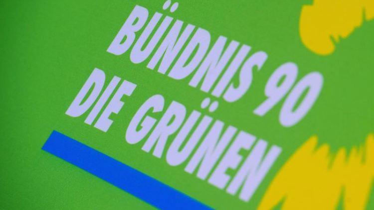 Das Logo von Bündnis 90/Die Grünen. Foto: Stefan Sauer/zb/dpa/Symbolbild