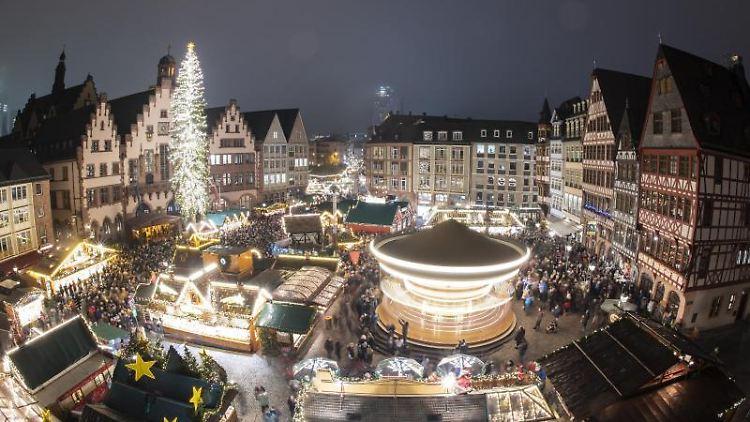 Weihnachtsmarkt 2021 Hessen