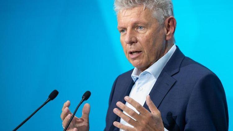 Dieter Reiter, der Oberbürgermeister von München. Foto: Matthias Balk/dpa/Archivbild