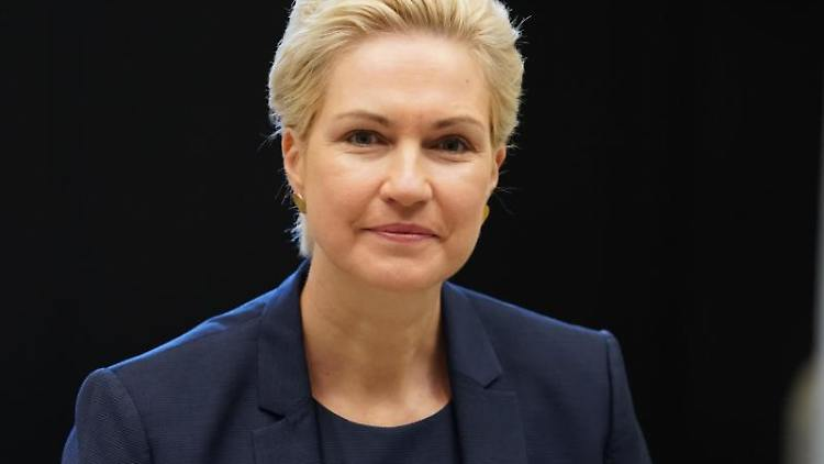 Ministerpräsidentin Mecklenburg Vorpommern