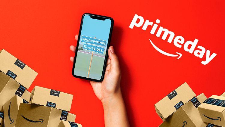 Beim Prime Day 2020 gibt es einige Technik-Schnäppchen.