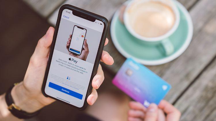 Apple Pay ist mittlerweile als Bezahldienst etabliert.
