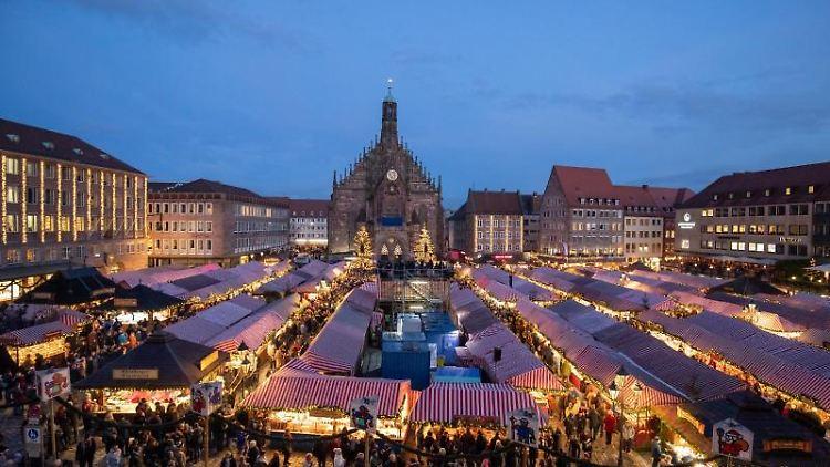 Nürnberg Christkindlesmarkt 2021