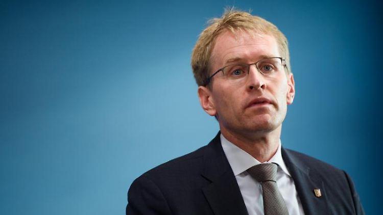 Daniel Günther (CDU), Ministerpräsident von Schleswig-Holstein. Foto: Gregor Fischer/dpa/Archivbild