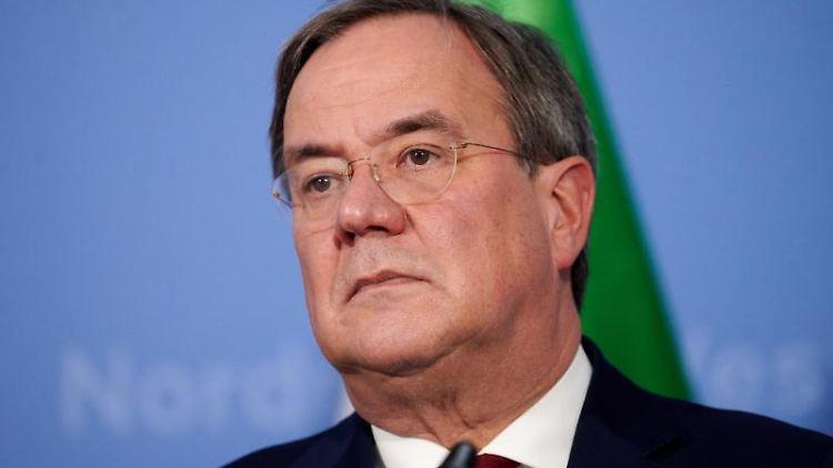 Armin Laschet (CDU), Ministerpräsident von Nordrhein-Westfalen. Foto: Henning Kaiser/dpa