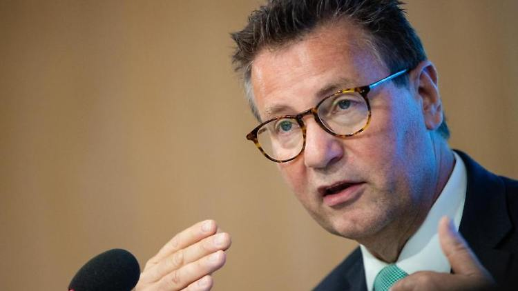 Peter Hauk (CDU), Verbraucherminister in Baden-Württemberg. Foto: Christoph Schmidt/dpa/Archivbild