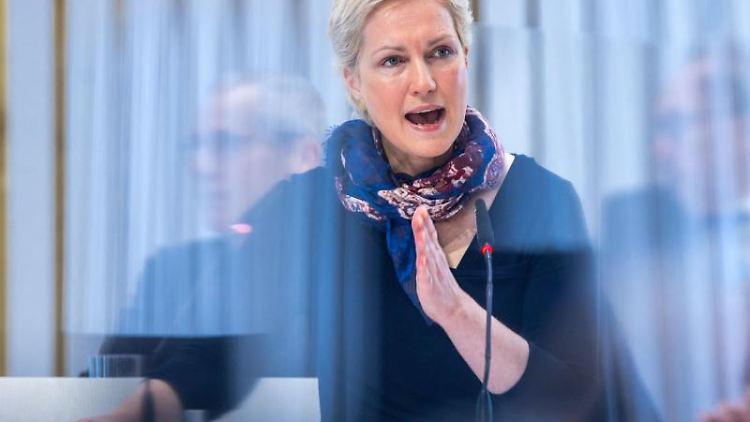 Manuela Schwesig (SPD), die Ministerpräsidentin von Mecklenburg-Vorpommern. Foto: Jens Büttner/dpa-Zentralbild/dpa/Archivbild