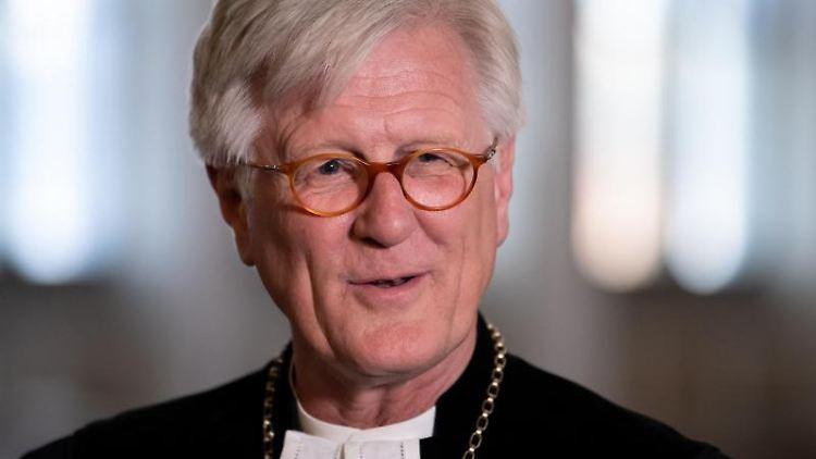 Heinrich Bedford-Strohm, Landesbischof der Evangelisch-Lutherischen Kirche in Bayern. Foto: Sven Hoppe/dpa/Archivbild